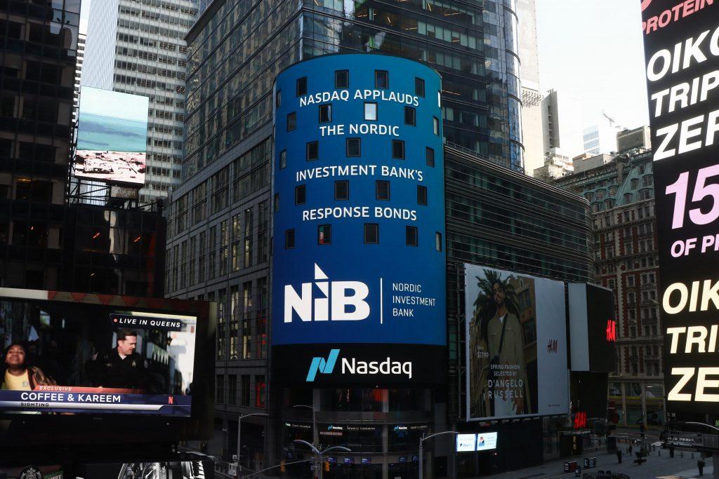 NIB issues corona bond